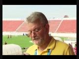 Тренировка Сборной России по футболу.2 день.09.06.2014